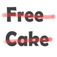 No Free Cake