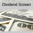 Dividend Screen