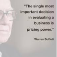 Pricing Power Investing