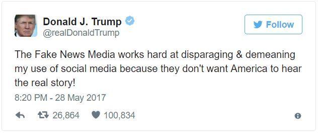 donald trumps error filled tweets - 632×264