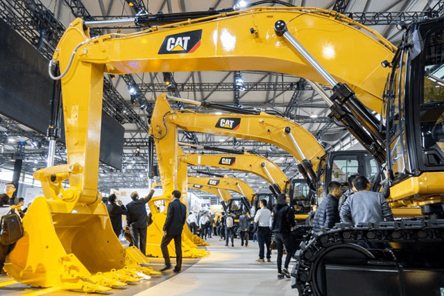 Caterpillar: Reacceleration In Mining Orders Rolling In 2020
