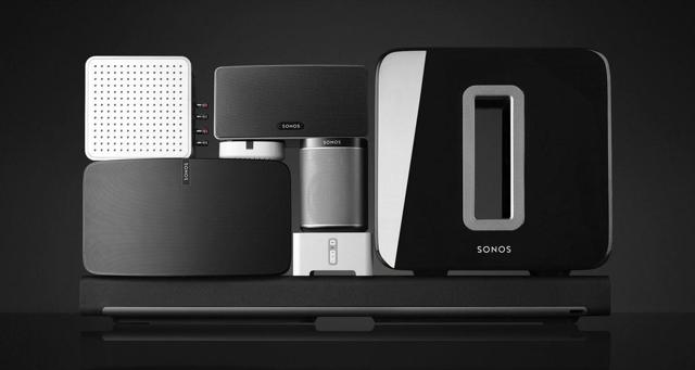Sonos: Firing On All Cylinders