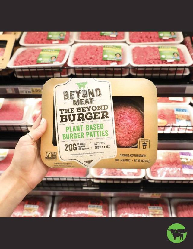 When will bynd meat be added to ipo