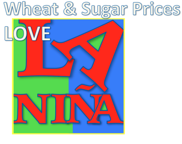 Wheat And Sugar Love La Nina
