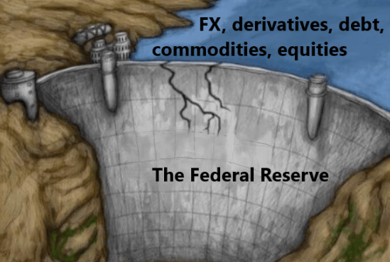 Peak Insanity: Stagflation Could Trigger A Market Crash