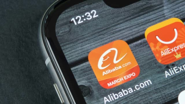 Alibaba: At The Center Of The Storm