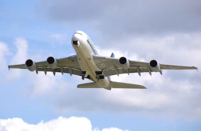 Airbus A380 Demise Accelerates (OTCMKTS:EADSF)
