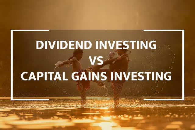 5 Reasons Why Dividend Investing Beats Capital Gains Investing