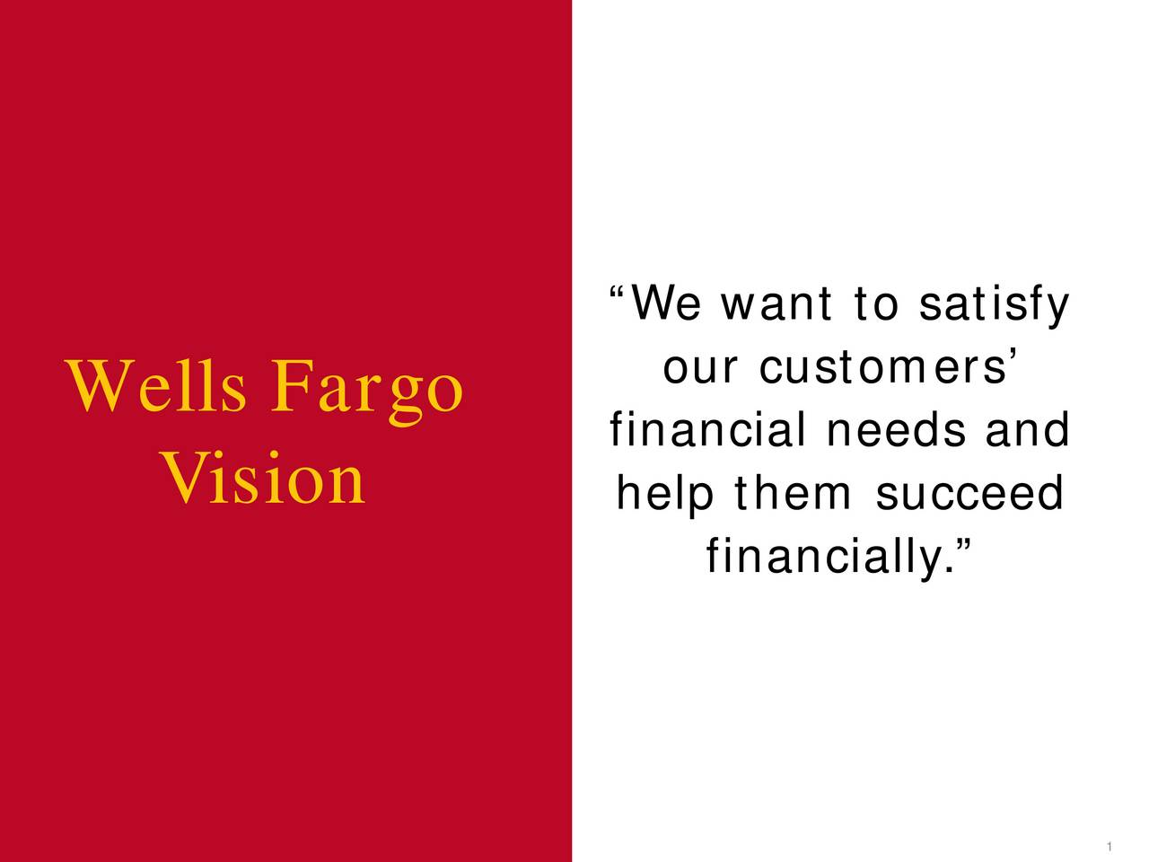 """wells fargo s analyzing competition 2 days ago wells fargo (nyse: wf) is one of 63 public companies in the """"commercial banks , not elsewhere classified"""" industry, but how does it weigh in compared to its competitors we will compare wells fargo to similar businesses based on the strength of its dividends, valuation, risk, analyst recommendations."""