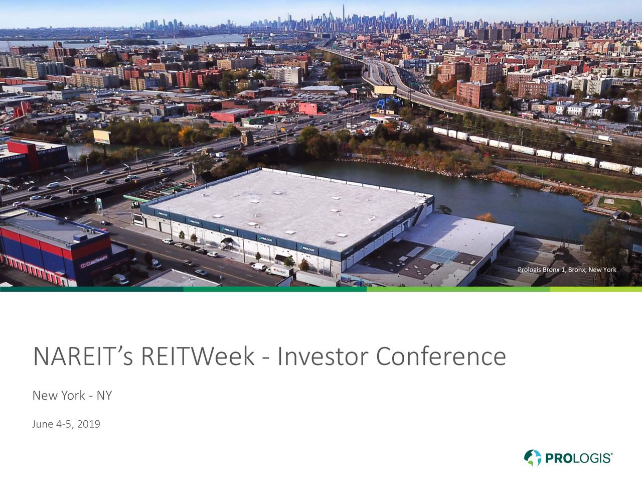 Prologis (PLD) Presents At NAREIT 2019 Investor Conference - Slideshow