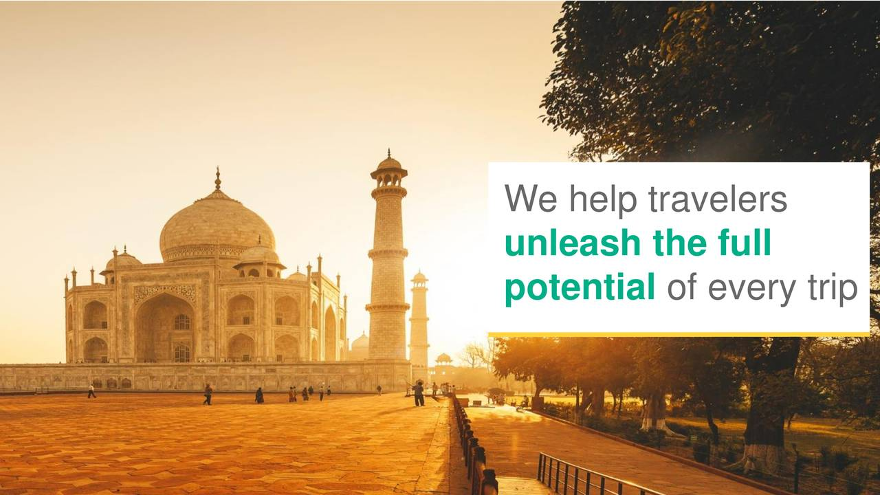 unleash the full potential of every trip