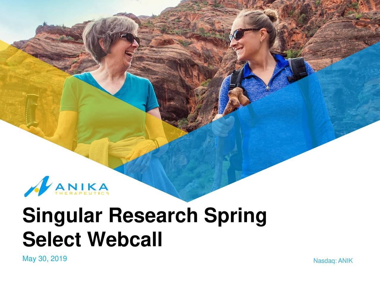 Singular Research Spring