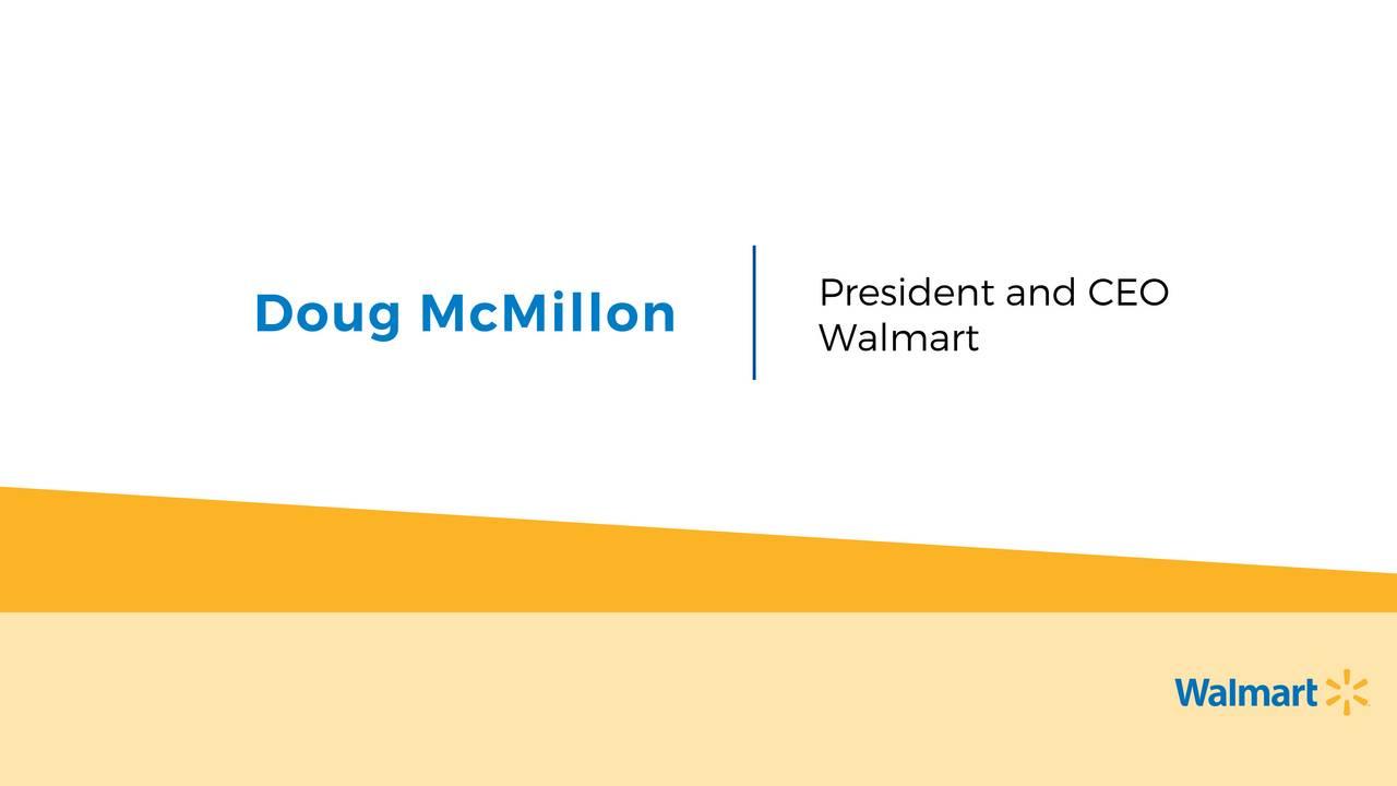 Wal-Mart (WMT) Presents At Bank of America Merrill Lynch 2017 ...