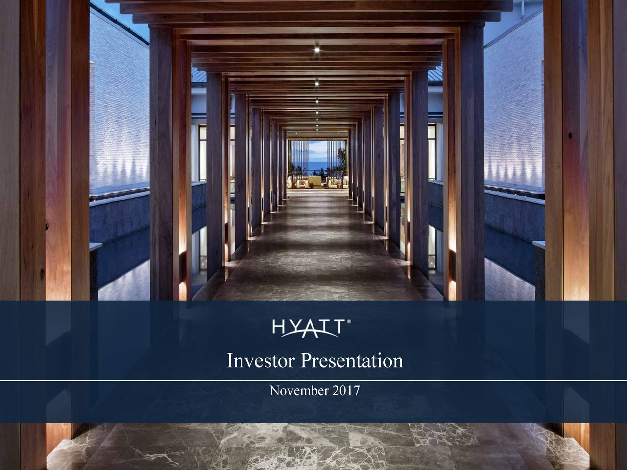hyatt hotels marketing strategies