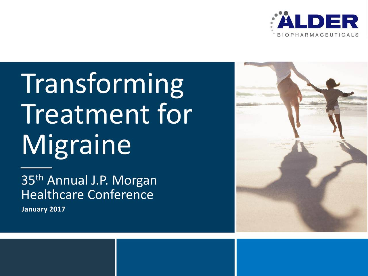 Treatment for Migraine th Healthcare Conference January 2017