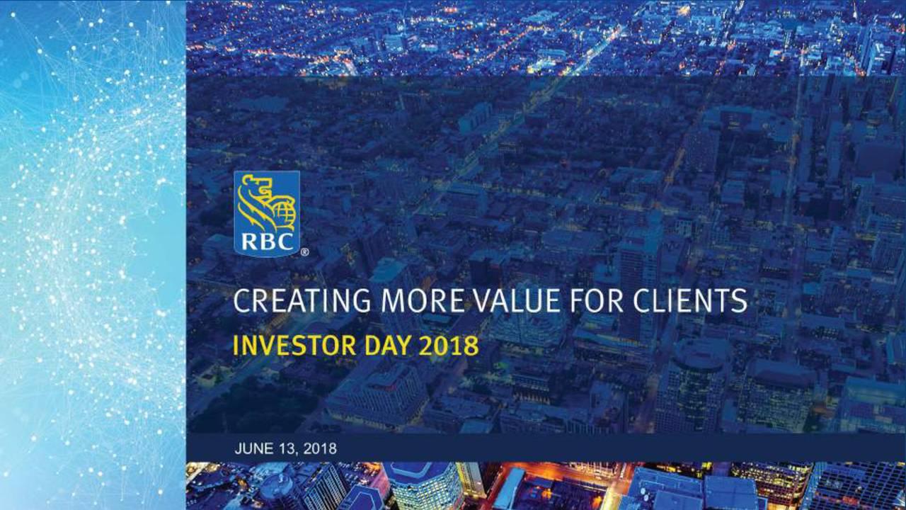 Royal Bank of Canada (RY) Investor Presentation - Slideshow - Royal