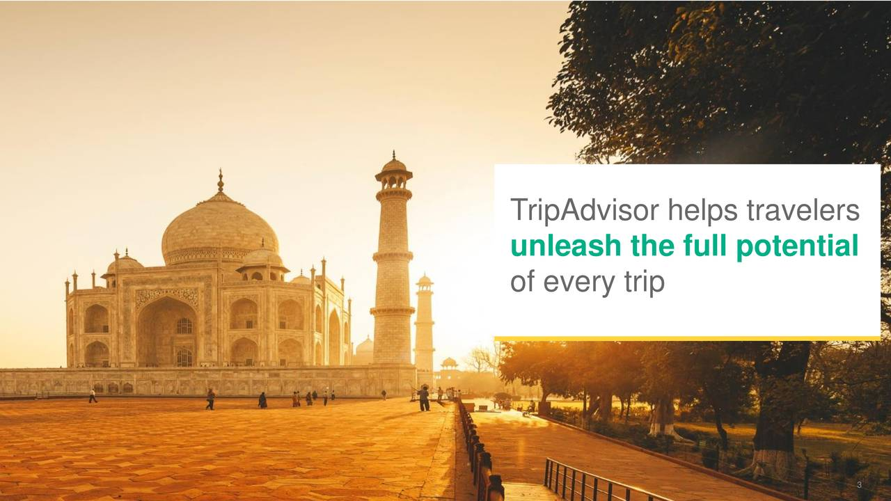 TripAdvisor helps travelers