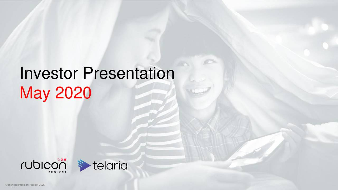 the Rubicon Project (RUBI) Presents At 15th Annual Needham Virtual Technology & Media Conference - Slideshow (NYSE:RUBI)