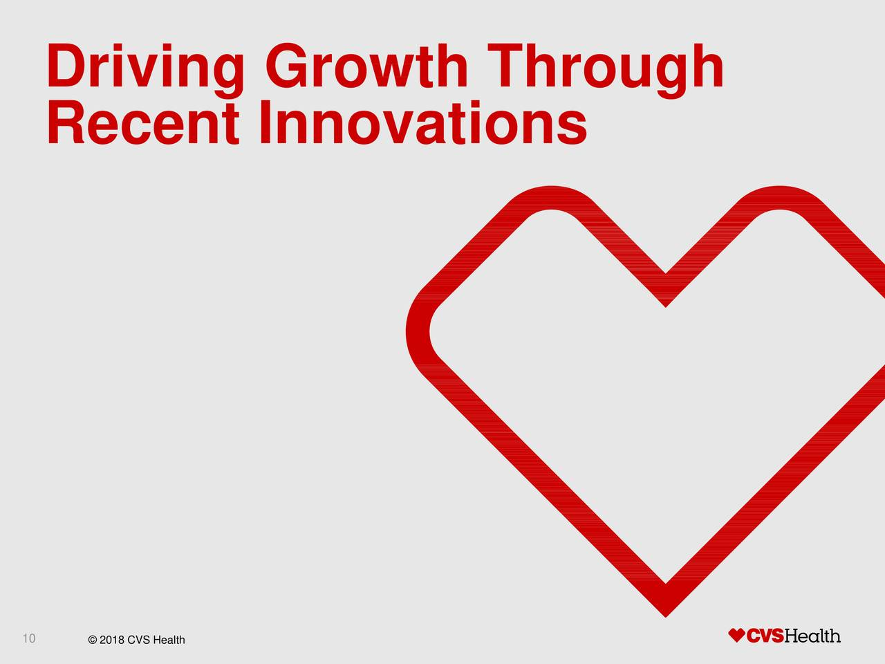Cvs Health Corporation 2018 Q1 Results Earnings Call Slides