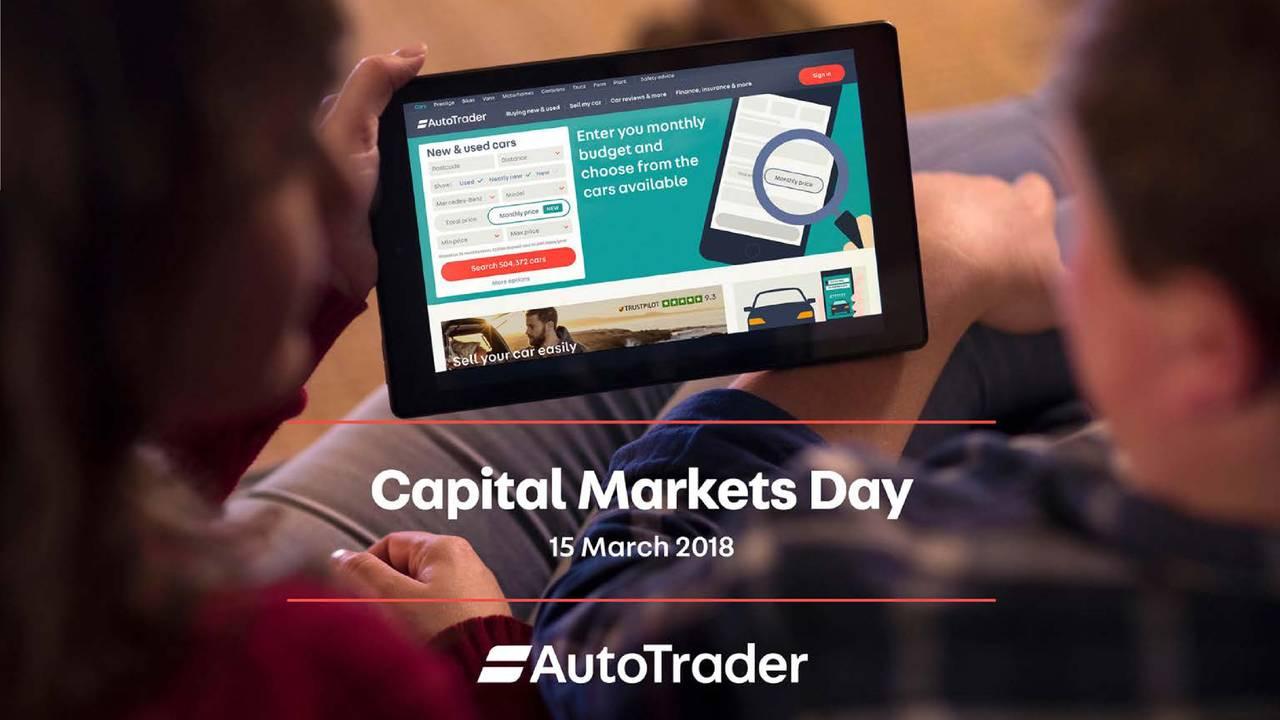 Auto Trader (ATDRY) Investor Presentation - Slideshow - Auto Trader ...