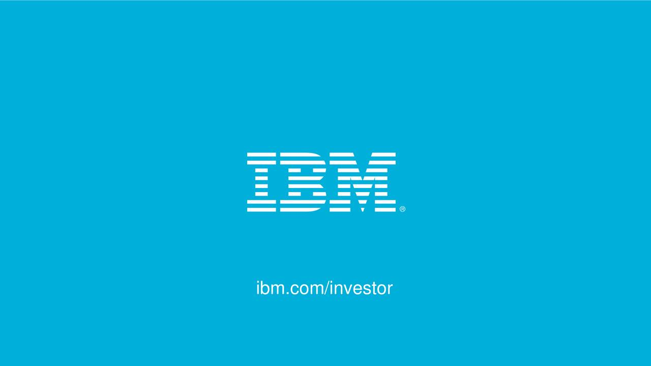 a history and analysis of the company international business machines corporation International business machines corporation (ibm), incorporated on june 16, 1911, is a technology company the company operates through five segments: cognitive.