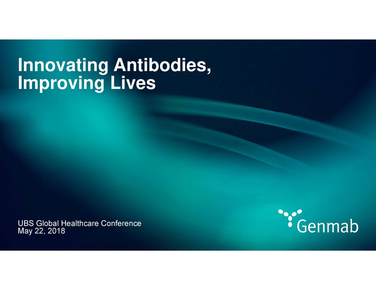 Genmab (GMXAY) Presents At 2018 UBS Global Healthcare