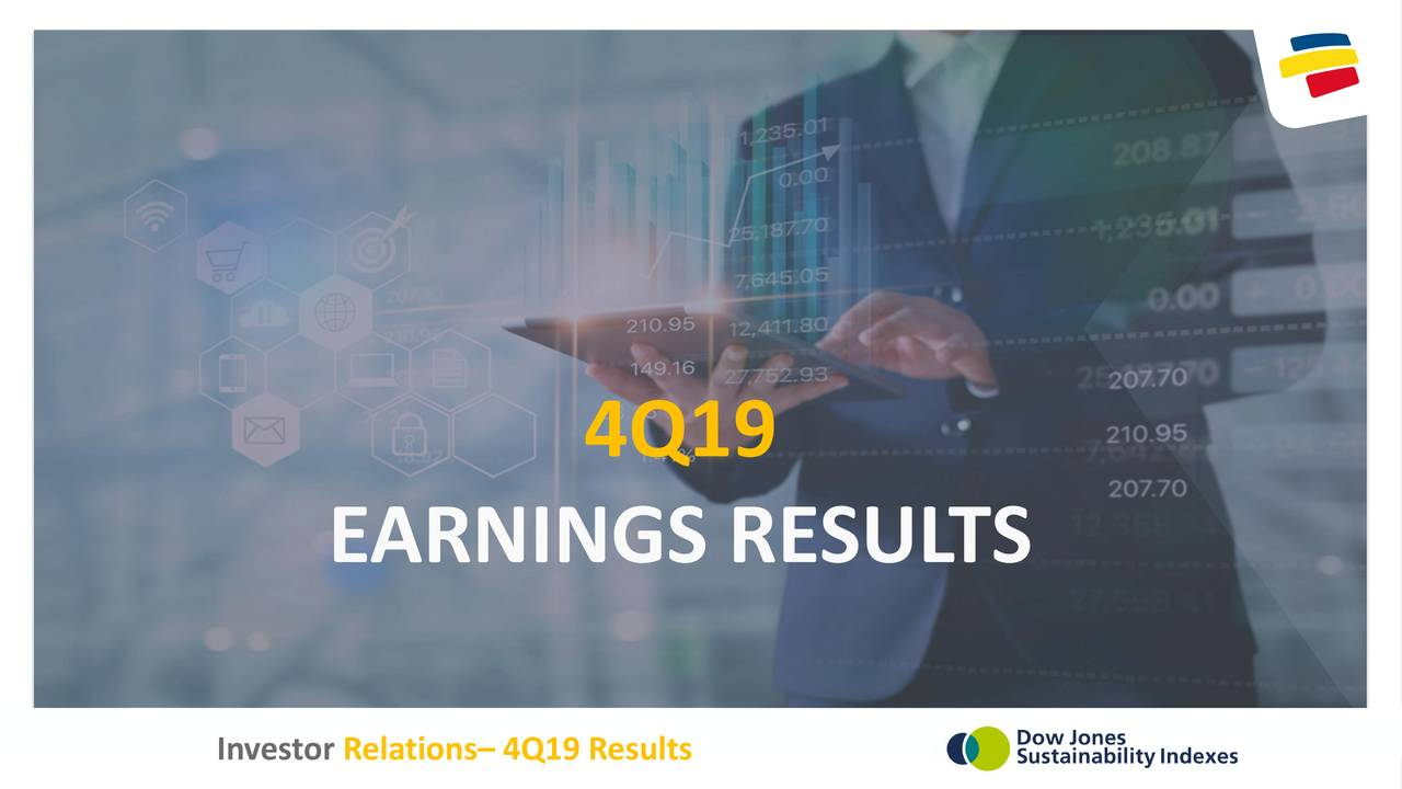 Bancolombia S.A. 2019 Q4 - Results - Earnings Call Presentation - Bancolombia S.A. (NYSE:CIB) | Seeking Alpha