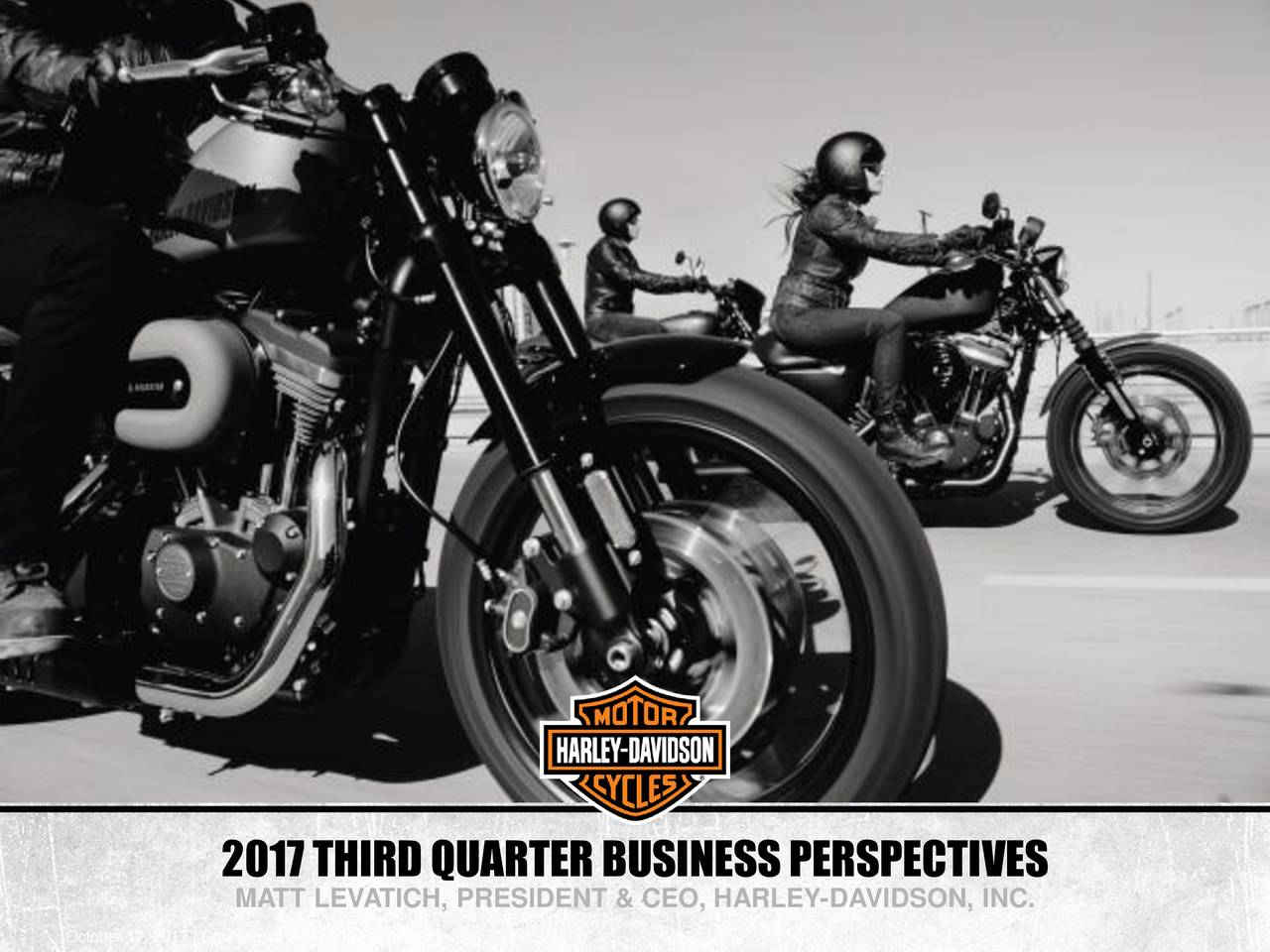 global economy and strategic plan of harley davidson inc A detailed brand analysis of harley-davidson, inc includes its 4 p's of marketing | swot analysis | pest analysis | marketing strategy and strategic.