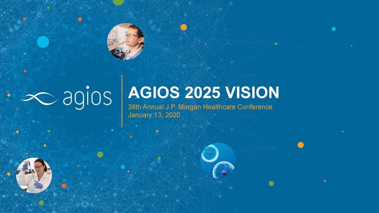 AGIOS 2025 VISION
