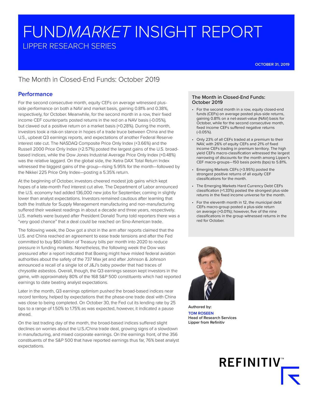 FUNDMARKET INSIGHT REPORT