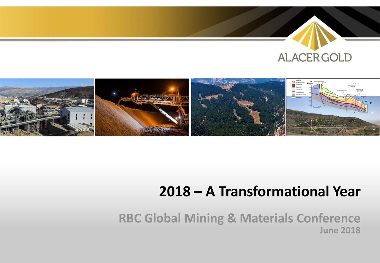 RBC Global Mining & Materials Conference June 2018