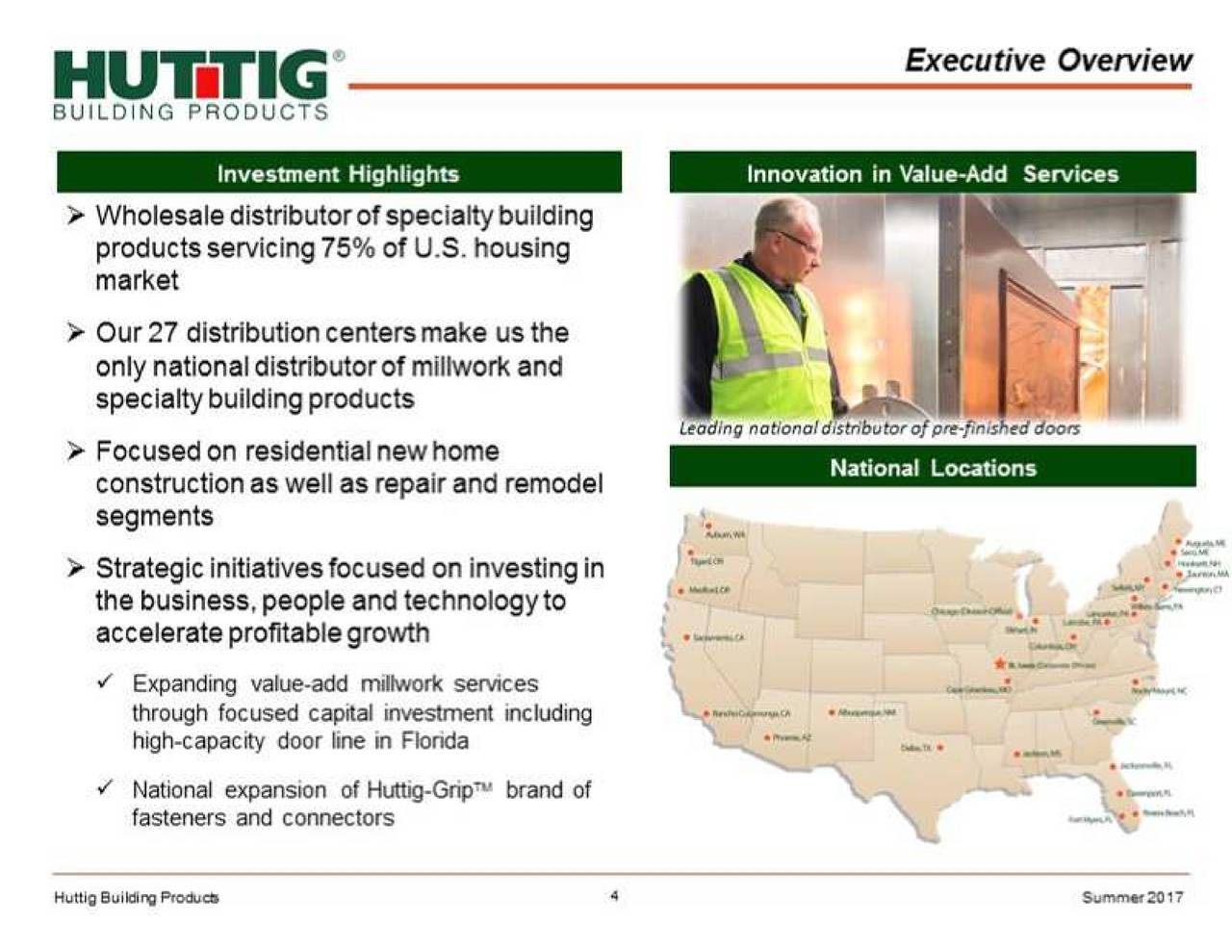 huttig chat Huttig ranks as one of the largest wholesale distributors of millwork and specialty building products chat now us 1 800 260 2640.