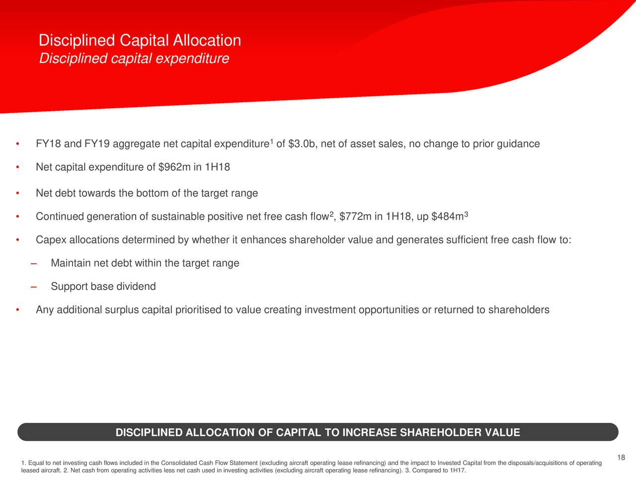 qantas airways ltd analysis and valuation Pestle analisis of qantas airlines pestle analysis is component of strategic  qantas airlines marketing  ukessays is a trading name of all answers ltd, .
