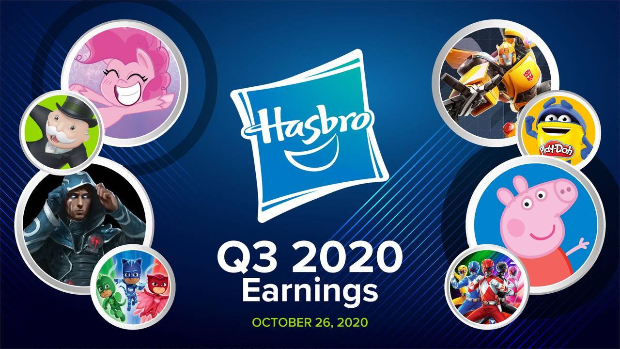 Hasbro, Inc. 2020 Q3 - Results - Earnings Call Presentation (NASDAQ:HAS)