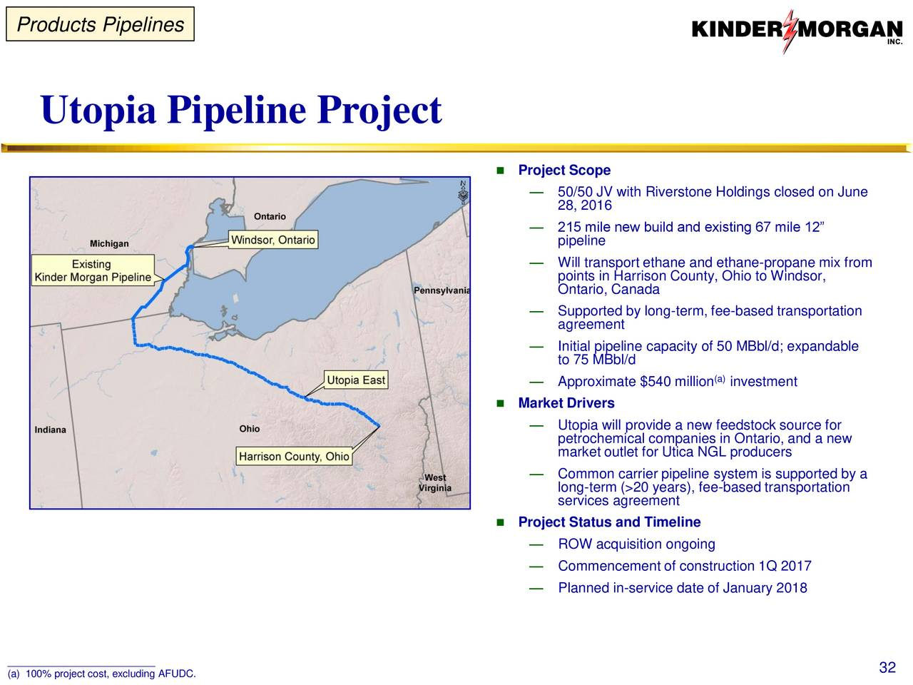 Kinder Morgan Stock Quote Kinder Morgan Kmi Presents At Ubs Utilities And Natural Gas One