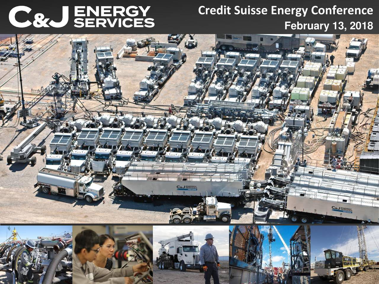 C&J Energy (CJ) Presents At 23rd Annual Credit Suisse Energy