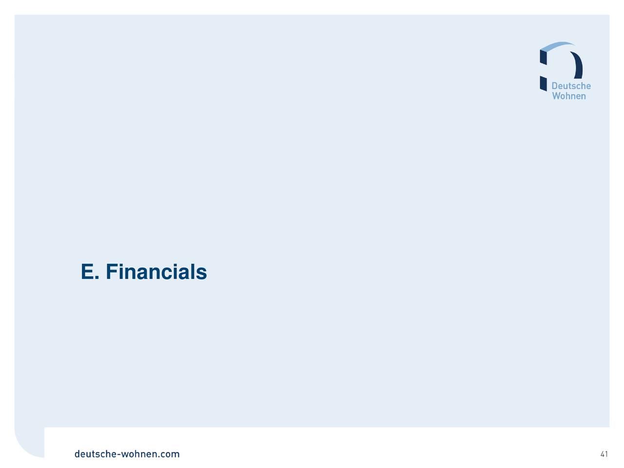 Deutsche Wohnen Com deutsche wohnen se 2017 q4 results earnings call slides