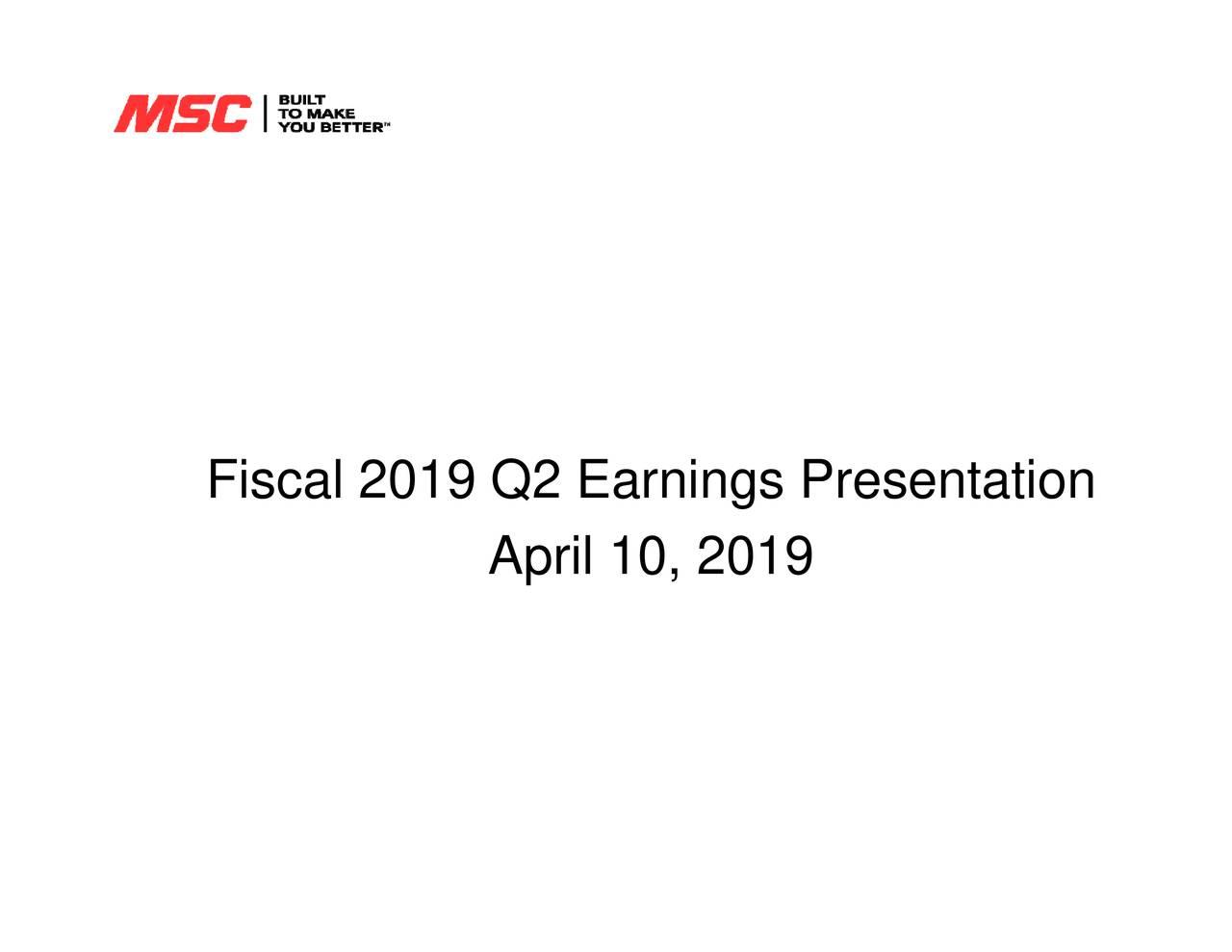 April 10, 2019