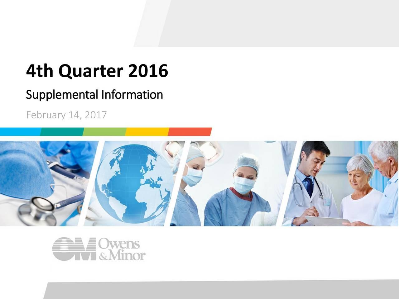 Supplemental Information February 14, 2017