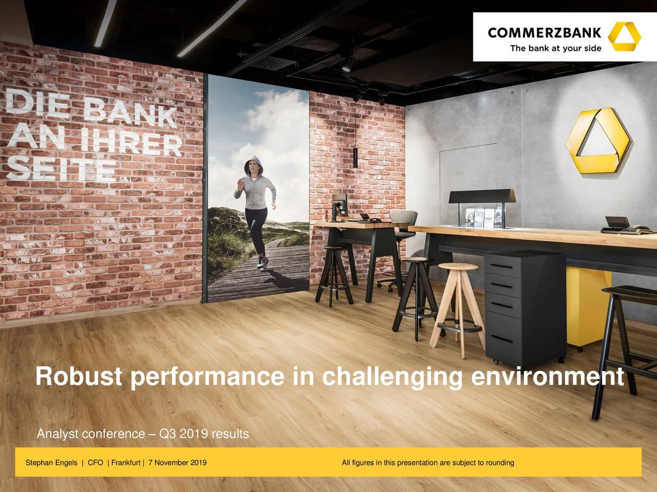 Commerzbank 5.0