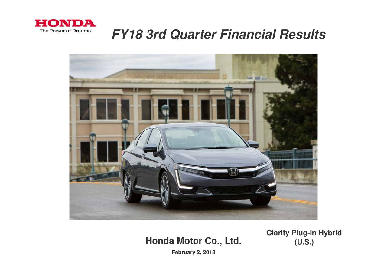 honda motor co ltd financial This 7267 page provides a table containing critical financial ratios such as p/e ratio, eps, roi, and others.