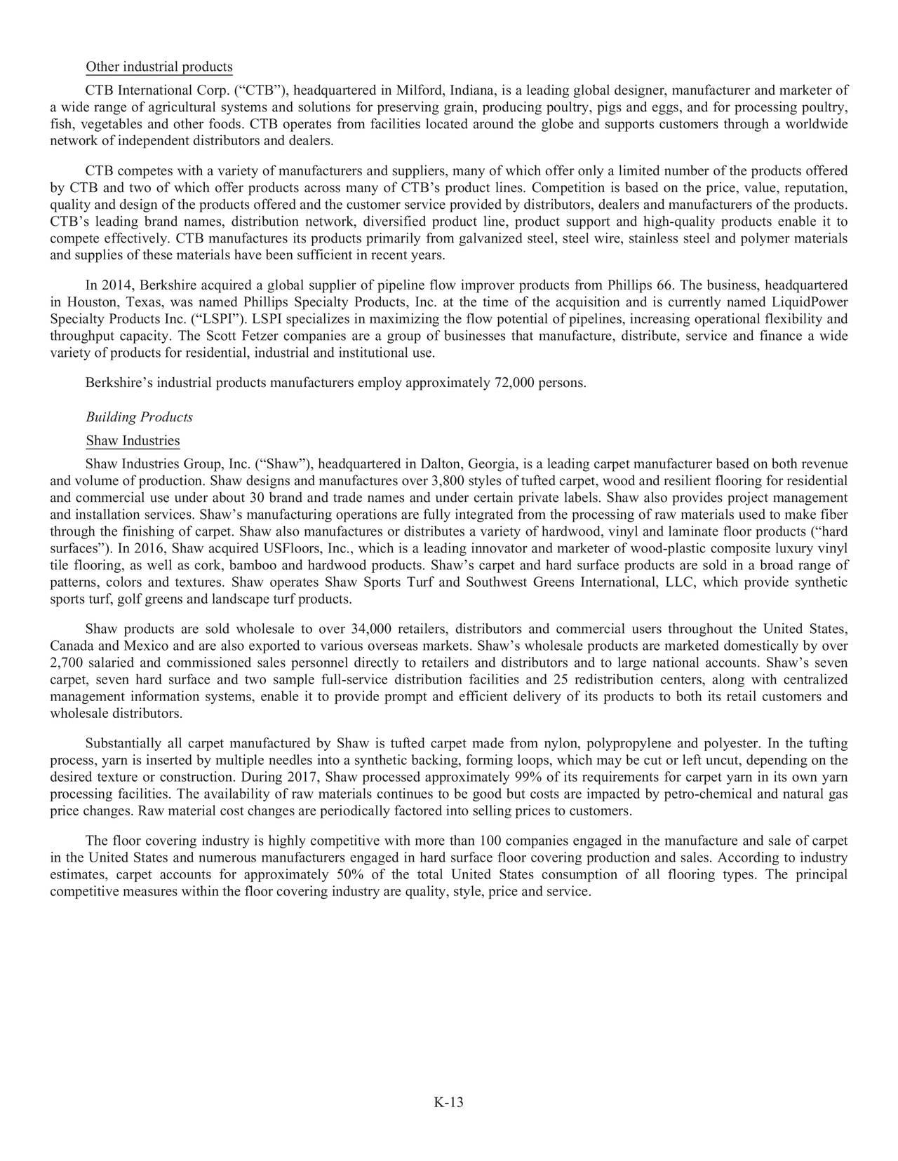 Berkshire Hathaway 2017 Annual Letter - Berkshire Hathaway ... - photo#44