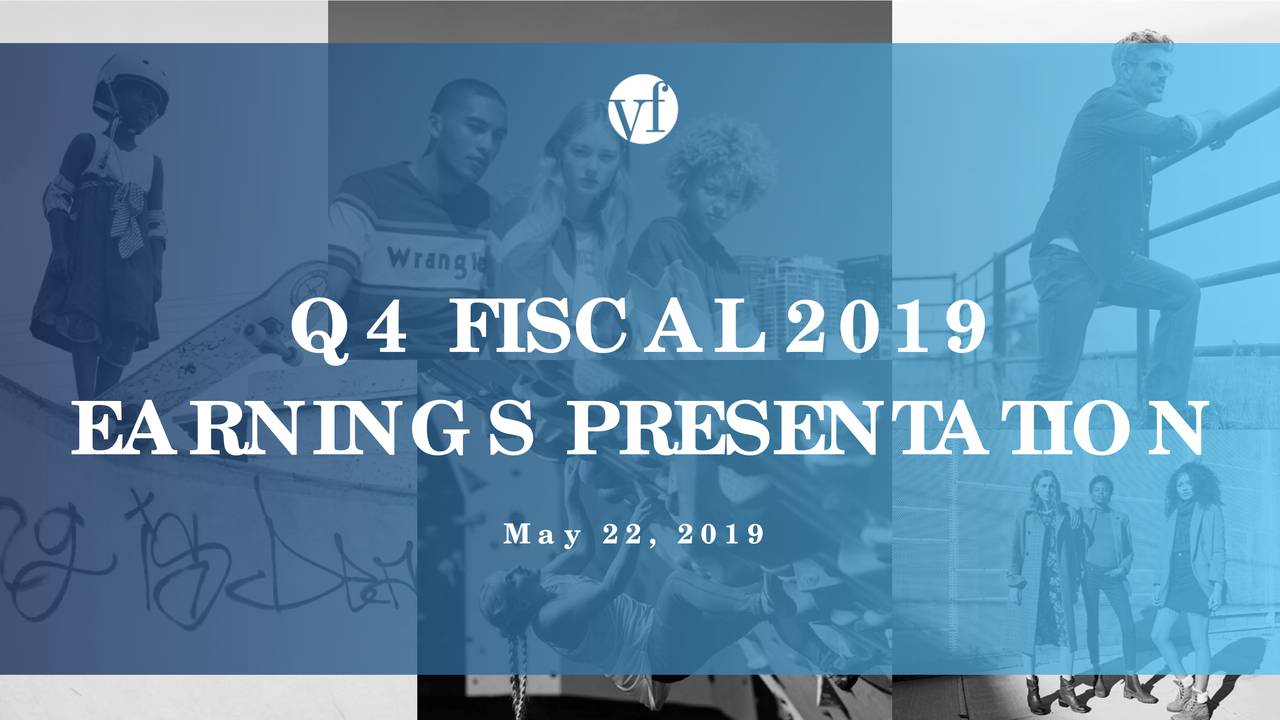 V.F. Corporation 2019 Q4 - Results - Earnings Call Slides