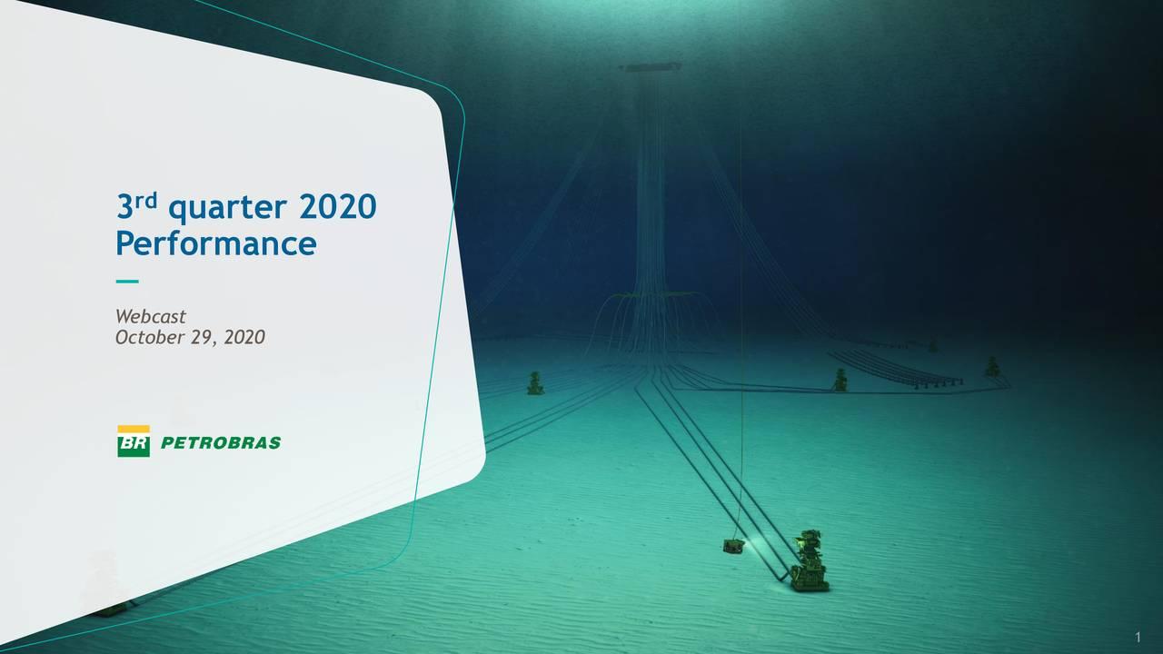 Petróleo Brasileiro S.A. - Petrobras 2020 Q3 - Results - Earnings Call Presentation (NYSE:PBR)