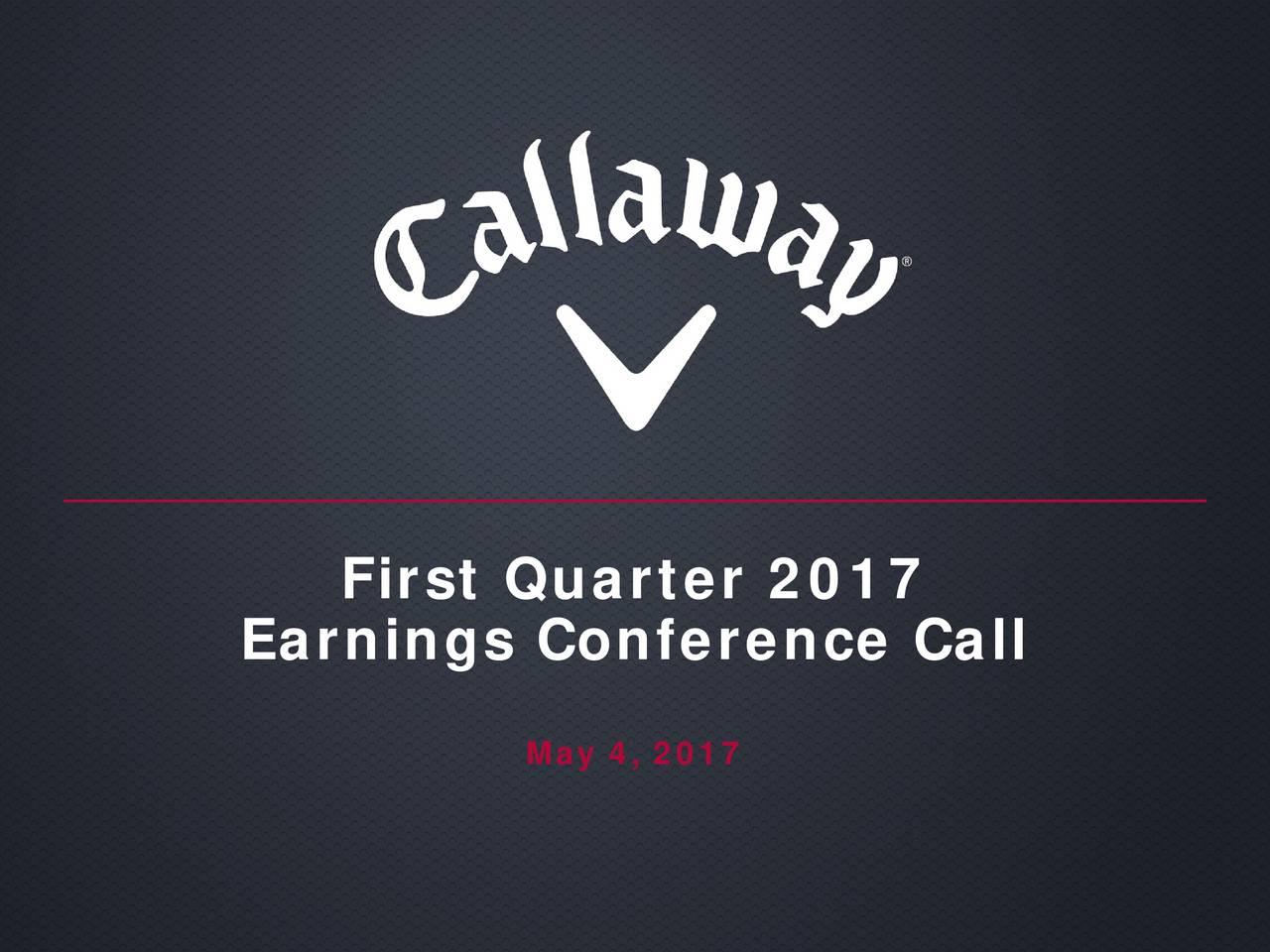callaway marketing strategy