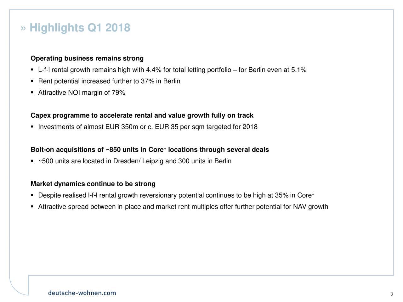 Deutsche Wohnen Com deutsche wohnen se adr 2018 q1 results earnings call slides