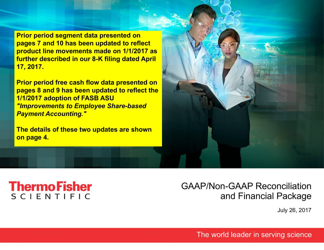 Thermo fisher employee stock options