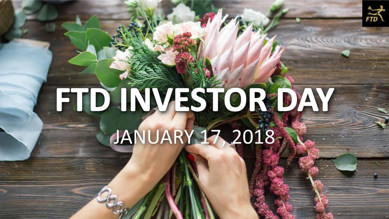 FTD Companies (FTD) Investor Presentation - Slideshow - FTD