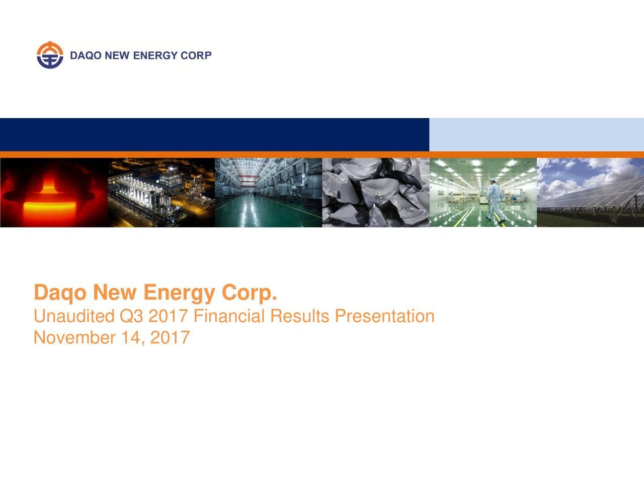 Daqo New Energy
