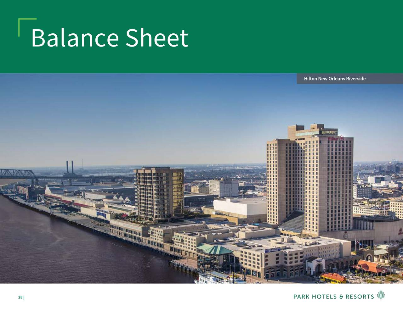 New Orleans Conference Hotels